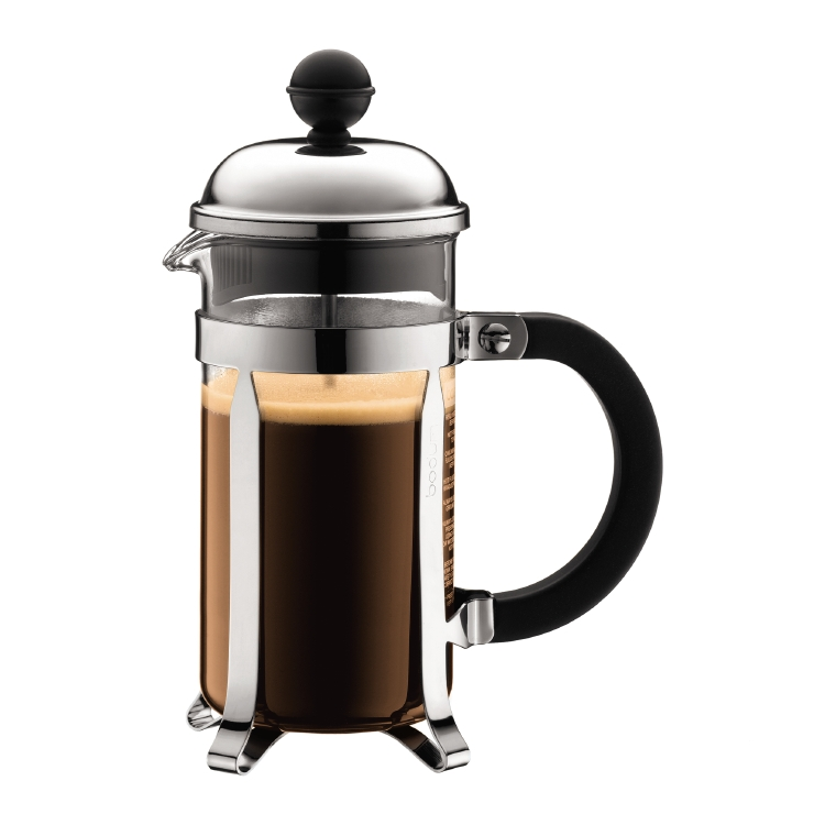 Best French Press Coffee Maker 2014 : French Press Coffee Chambord Bodum French Press Review The Happy Homemaker